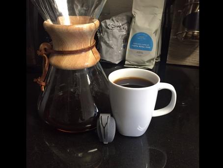 コーヒーの香りでイライラ解消