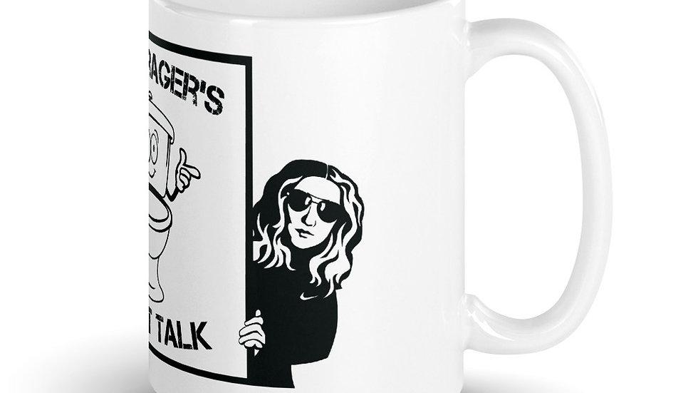 Trixi Trager's Toilet Talk Mug