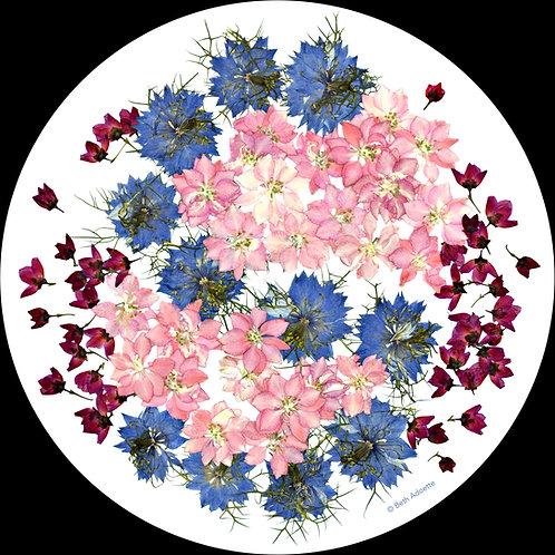 Round Jigsaw Puzzle: June 15 2020