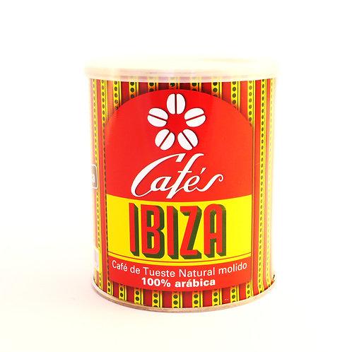 Cafés Ibiza 100 % Arabica, 250 g, gemahlen