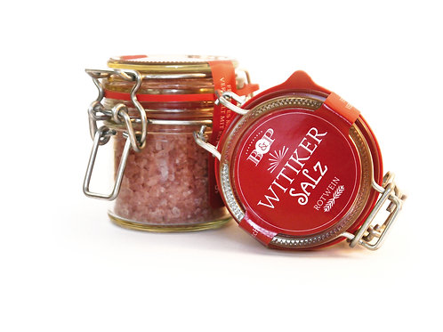 Witiker Salz mit Rotwein, 90g