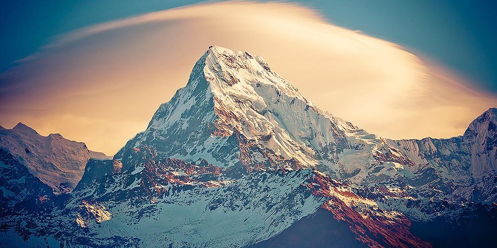 Ретрит в Гималаях (Ришикеш) - «Познание себя»