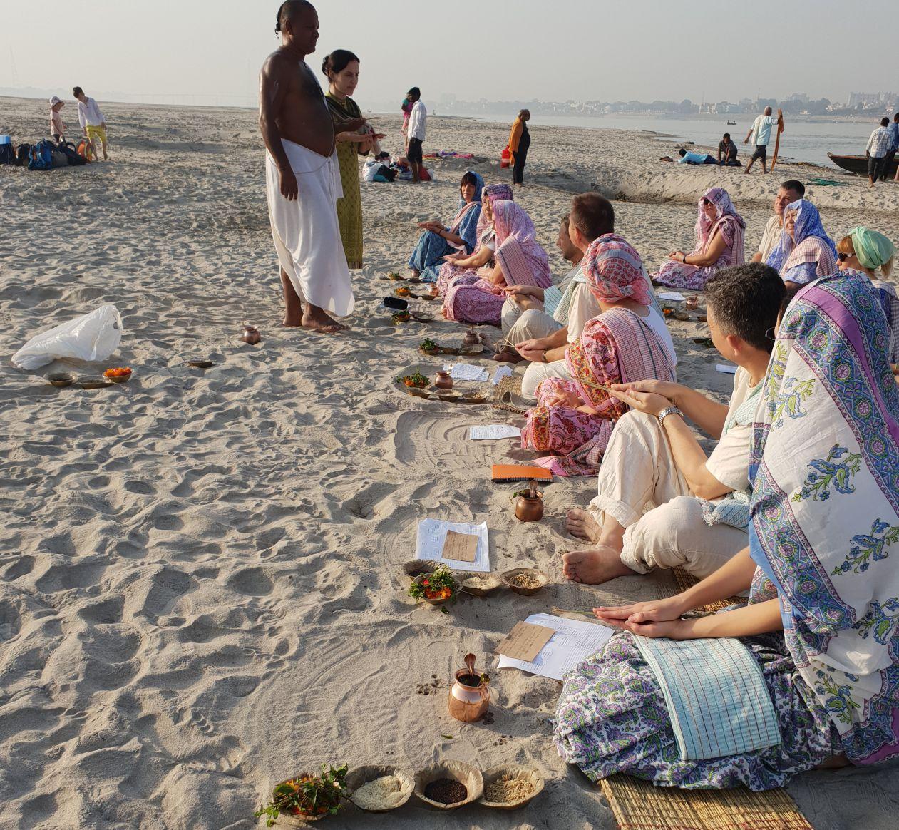 обретение силы рода, путешествие в индию