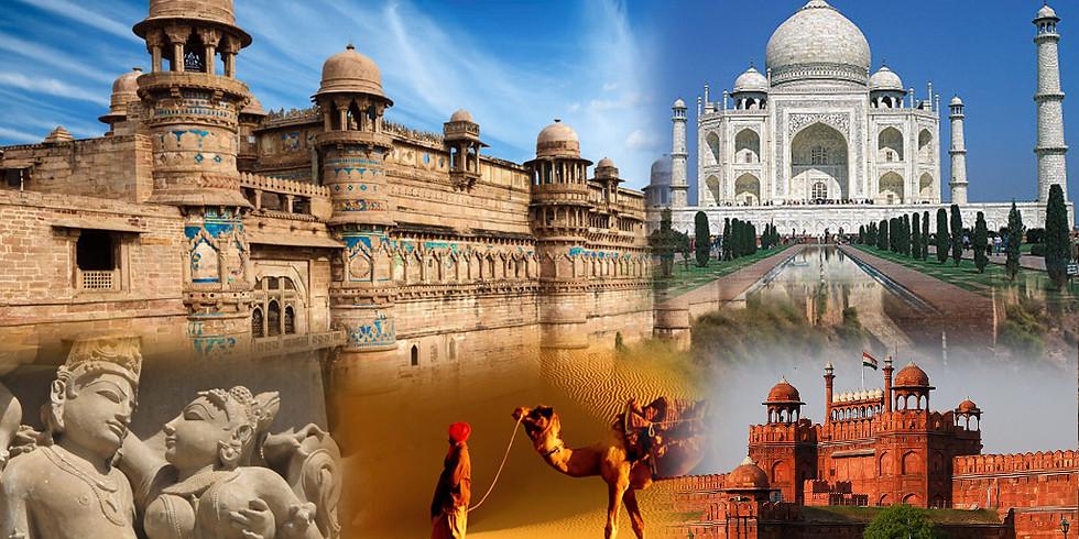 «Сокровенная Индия» с Дмитрием Пшонко. Джаганнатха Пури - Маяпур – Вриндаван