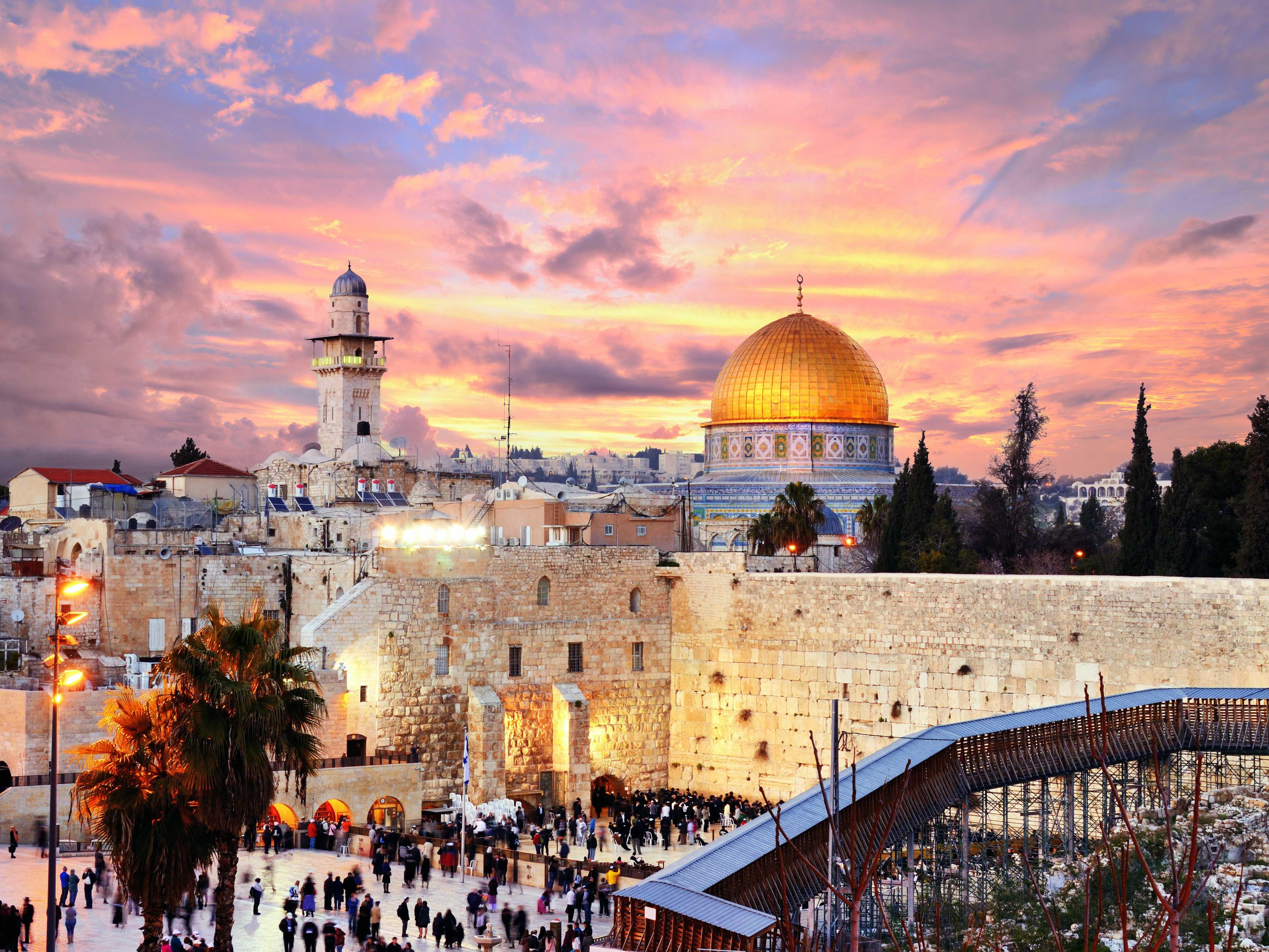 Паломничество в Израиль с Дмитрием Пшонко