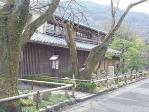 京の奥座敷 嵐山