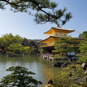 世界遺産 金閣寺