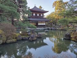 世界遺産 銀閣寺
