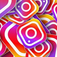 Instagram始めました!