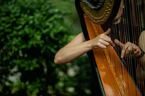 Harp music Melbourne