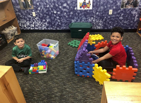 Daycare nears project completion