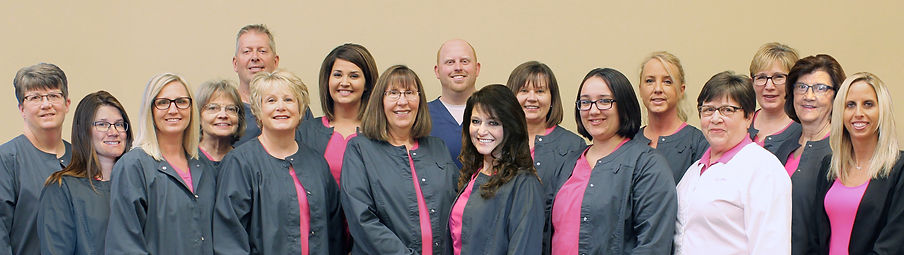 Bieri & Christensen Dentistry Full Staff