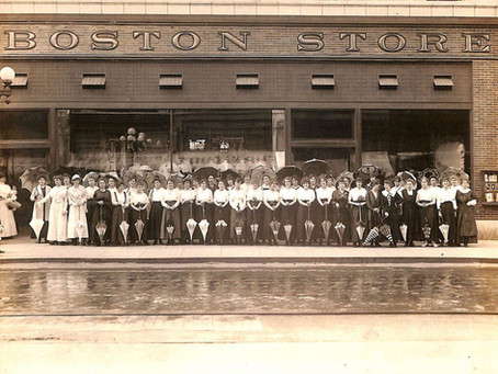 A look back: The Boston Store