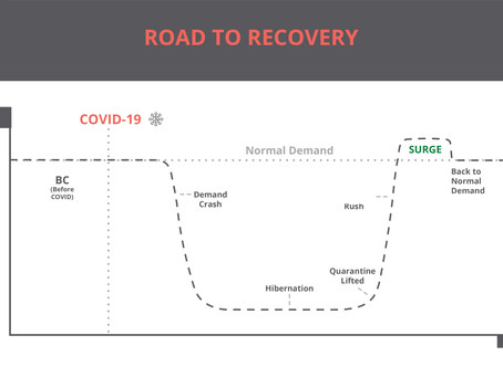 ROAD TO RECOVERY FOR BUSINESSES - COVID-19