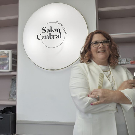 Salon Central opens at the Snell
