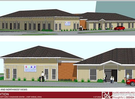 First step underway in child care expansion process