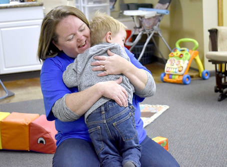 Little Crusaders Daycare receives grant