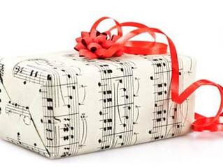 Песня в подарок