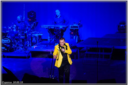 На концерте Сергея Пенкина