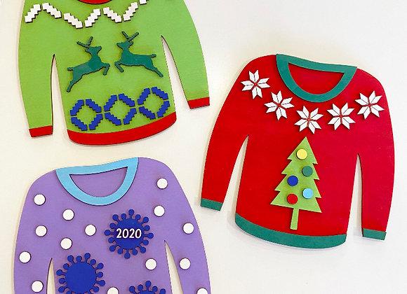 DIY Ugly Sweater Kit