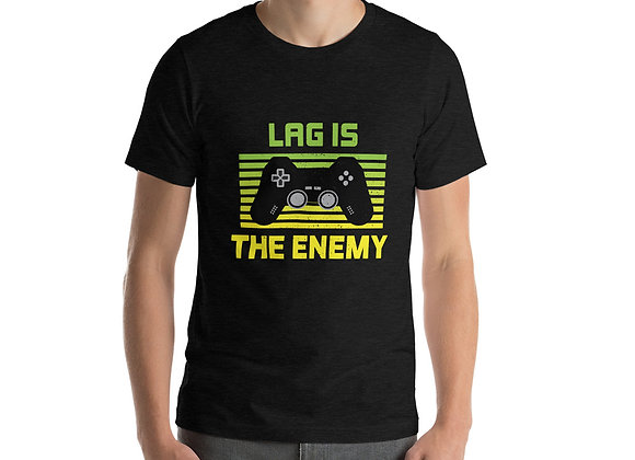 Lag Is The Enemy