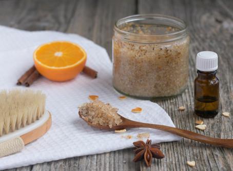 Sugar Scrub: DIY recipe