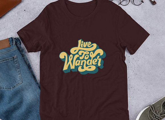 Live to Wander
