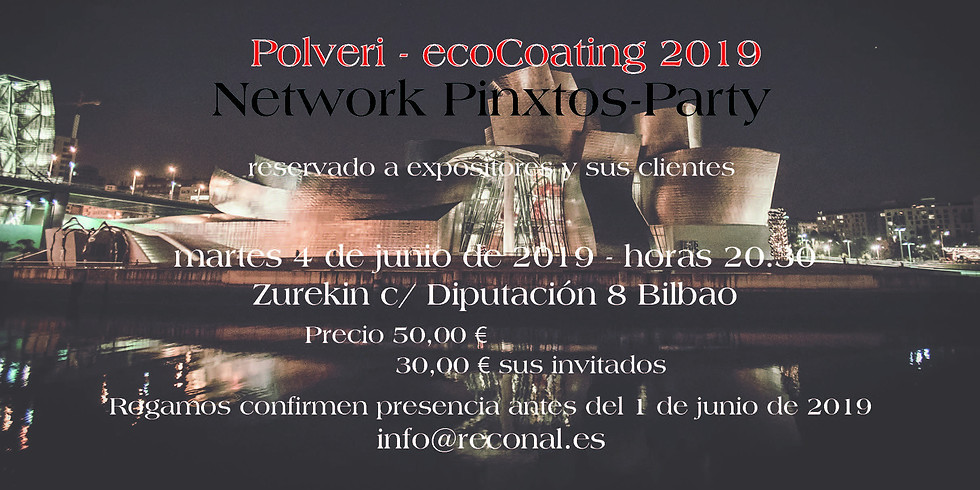 Network Pintoxs-Party