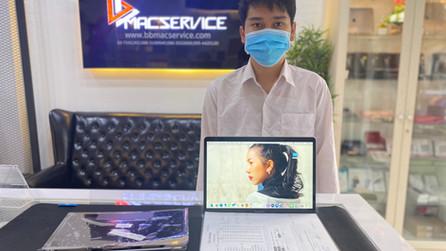 เปลี่ยนจอ LCD และ Touchbar MacBook Pro 13 นิ้ว ปี 2019 Model A2159