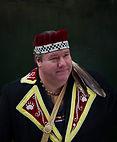 Chief Don Stevens Portrait  taken by Dia