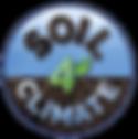 Soil4Climate Circular Badge logo Transpa