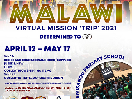 All Hands On Deck for Malawi