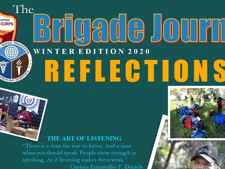 The Winter Edition of The Brigade Journal is here!