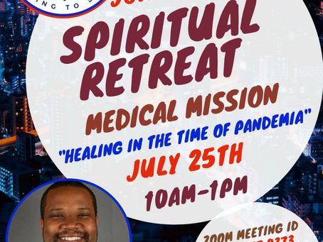 MCC Online Spiritual Retreat Sabbath July 25th!