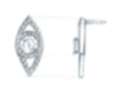 diamond earring drawing