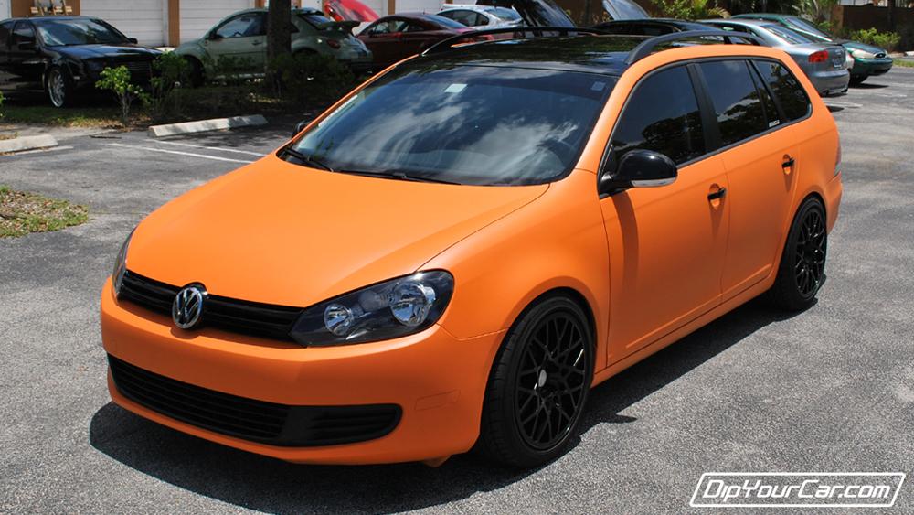 Orange stance