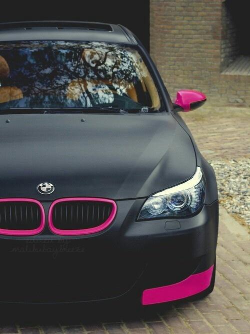 Blaze pink touch