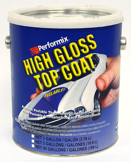 PlastiDip High Gloss 1Ltr (Ready To Spray)