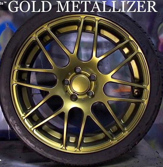 Gold Metallizer Aerosol