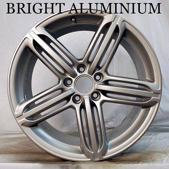 Bright Aluminium Aerosol