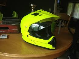 Helmet Blaze yellow