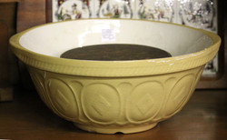 Reproduction bowl at the Spare Room