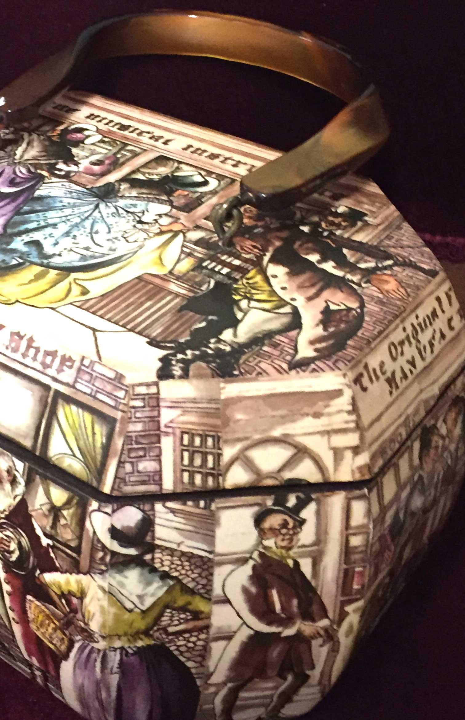 Vintage Handbag at the Spare Room