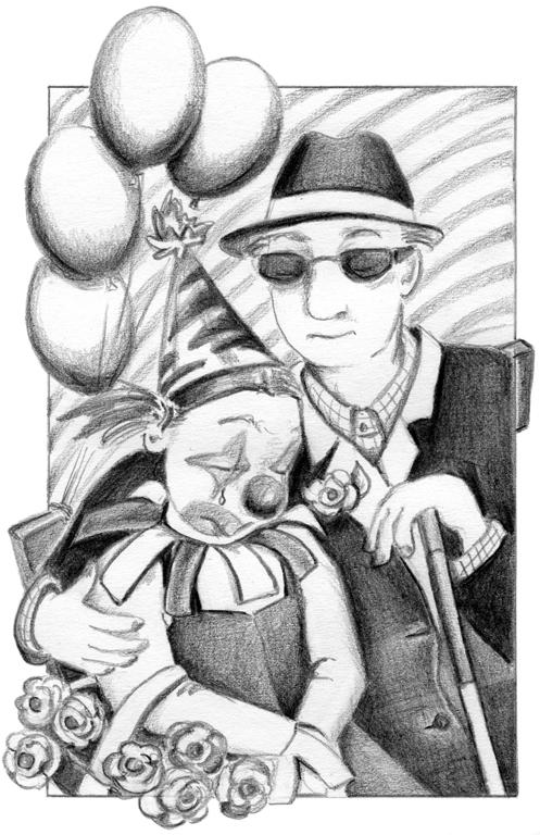Andrée-Anne la clown