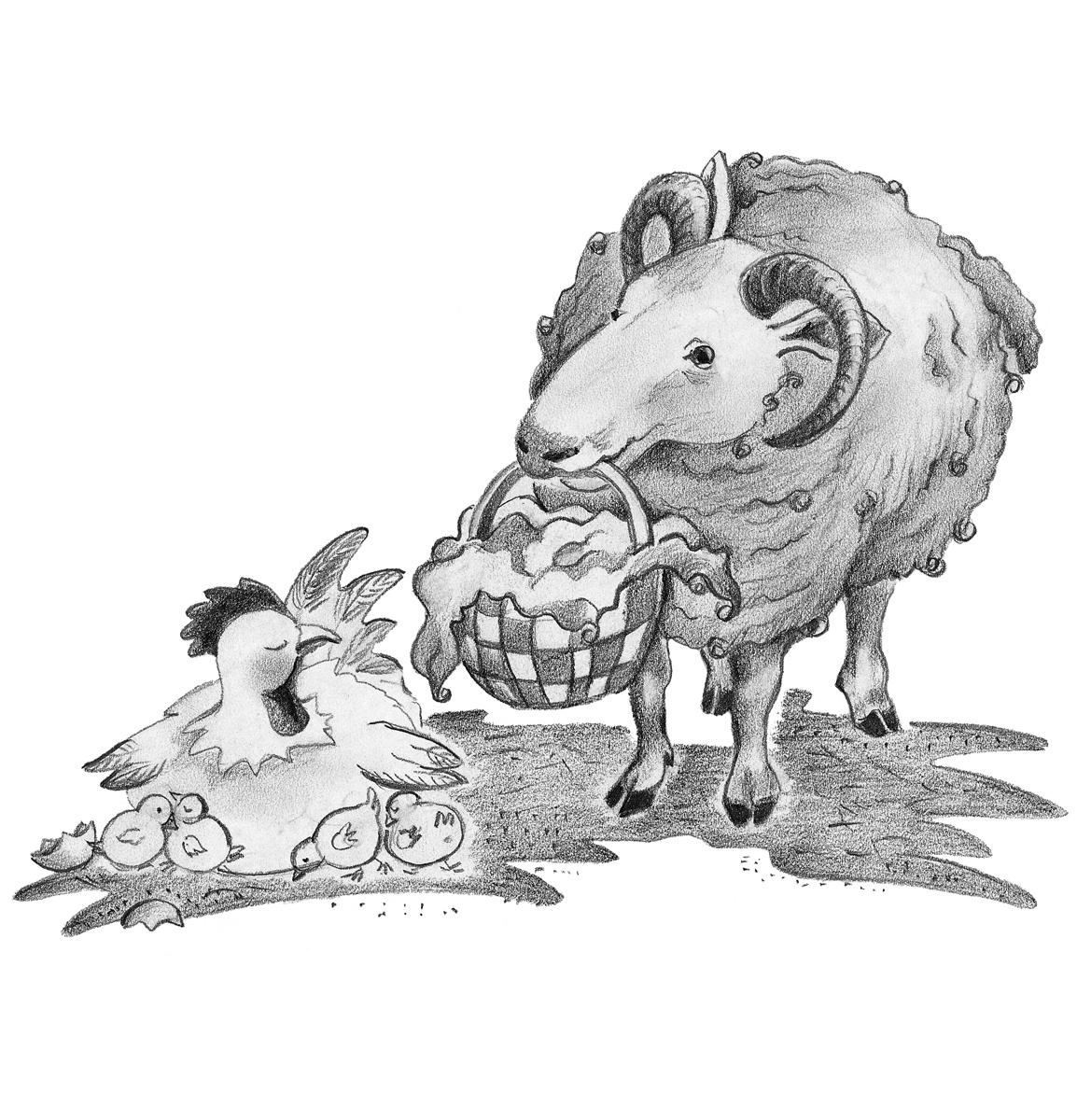 Monsieur le Mouton