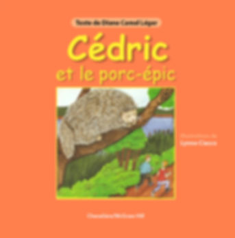 Cédric et le porc-épic