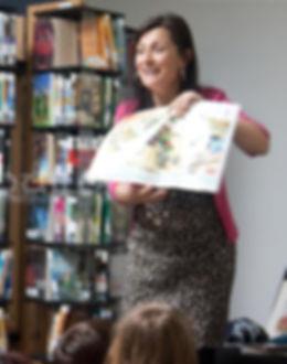 Diane Carmel Léger, école Yellowknife