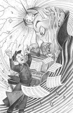 Le piano du diable