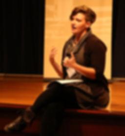 Monica Cross Conference Talk