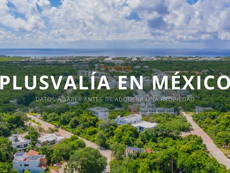 Plusvalía en México